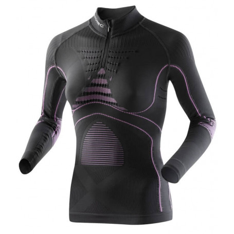 X-BIONIC EVO shirt turtle neck with zipper - SALE!!