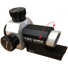 TEC-HRO precise,  diopter - rear sight