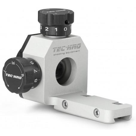 diopter, TEC-HRO precise,   rear sight