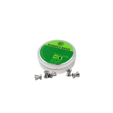 JSB Match Diabolo 4,5 mm (für Luftdruck-Match-Waffen)