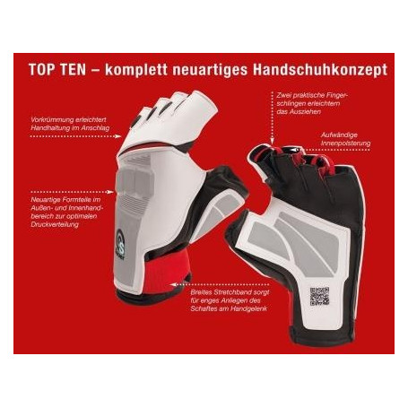 "SAUER shooting-glove ""TOP TEN"""