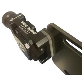 Zwischplatte für TEC-HRO MicroClicker