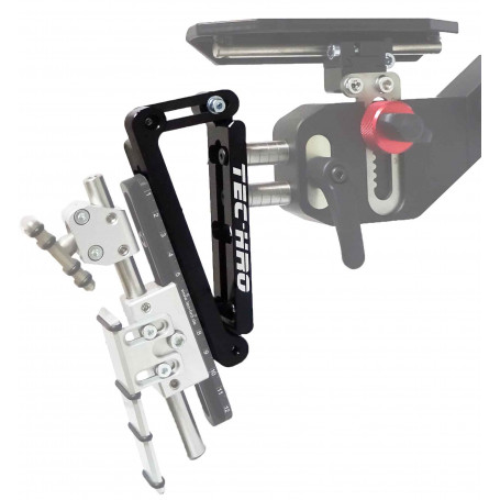 Adapterplatte für Schaftkappen