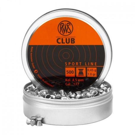 RWS Club Diabolo 4,5mm