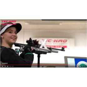 TEC-HRO stand X, treppiede fucile