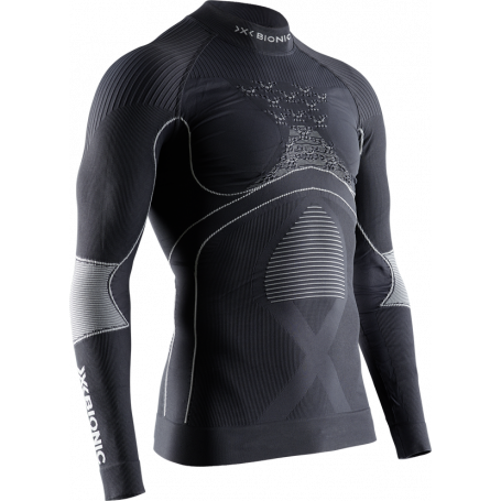 X-BIONIC Energy Accumulator 4.0 Shirt mit Kragen