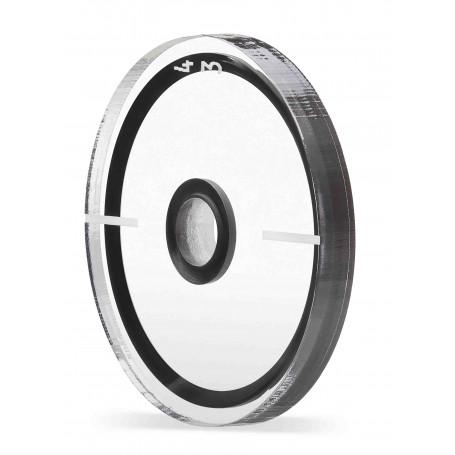 front-sight-inserto con anello esterno (per TEC-HRO chiaro)