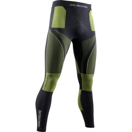 X-BIONIC Energy Accumulator 4.0 pants long / charcoal/yellow