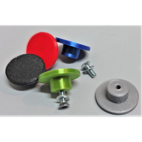 TEC-HRO buttons for shooting jackets/vests (biodegradable)