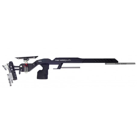 TEC-HRO fanatique banc-repos, aluminium - fusil-stock