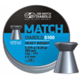 JSB Match diabolo 4,5mm (for airguns)
